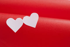 Lovely hearts Royalty Free Stock Images