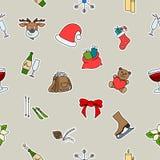 Lovely holiday symbols Royalty Free Stock Photography