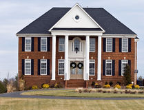 Lovely Home in Virginia Royalty Free Stock Image