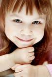 Lovely kid girl Royalty Free Stock Image