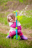 Lovely kid Royalty Free Stock Image