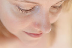 Lovely Lashes Royalty Free Stock Photos