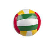 Lovely leather ball toy Royalty Free Stock Images