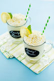 Lovely lemon cold drink Royalty Free Stock Photography