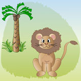 Lovely lion Royalty Free Stock Photos