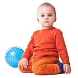 Lovely little boy Stock Images