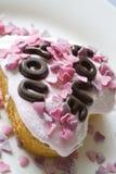 Lovely little cake Royalty Free Stock Image