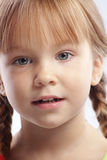 Lovely little girl Stock Photography