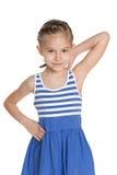 Lovely little girl Royalty Free Stock Photo