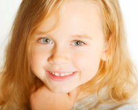 Lovely little girl Royalty Free Stock Photography