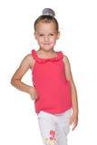 Lovely little girl Stock Image