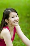 Lovely little girl smiling Royalty Free Stock Photo