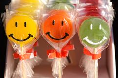 Lovely lollipop collection Royalty Free Stock Photography