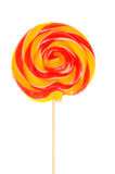 Lovely Lollipop Isolated Stock Images