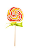 Lovely Lollipop Isolated Stock Photos