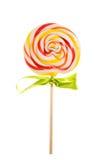 Lovely Lollipop Isolated Stock Photos
