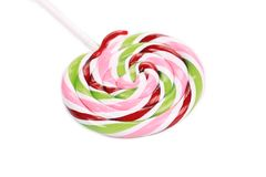 Lovely lollipop Royalty Free Stock Photography