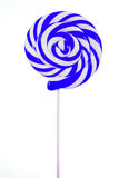 Lovely lollipop on white Stock Photo