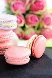 Lovely macarons Royalty Free Stock Images