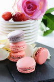 Lovely macarons Royalty Free Stock Photo