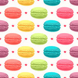 Lovely Macaroons Royalty Free Stock Photography