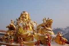 Lovely maitreya Stock Image