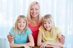 Lovely mommy Royalty Free Stock Images