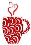 Lovely mug Royalty Free Stock Photo