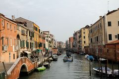 Lovely and nicely Venice Royalty Free Stock Images