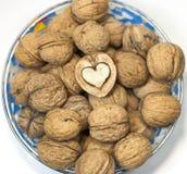 Lovely nut Royalty Free Stock Photos