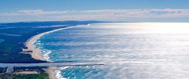Lovely Oceans. Royalty Free Stock Image