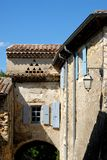 Lovely old house in Mirmande in France Stock Image