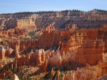 Bryce Canyon in Utah, USA Stock Photography