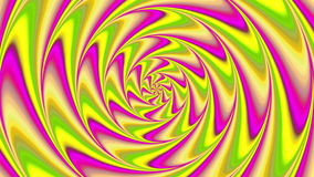 Lovely psychedelic vortex stock footage