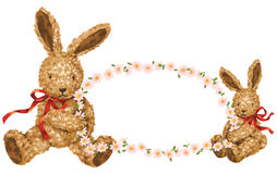 Lovely rabbit Royalty Free Stock Photos