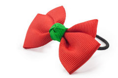 Lovely red hairpin Stock Photography