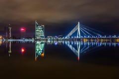Lovely Riga Stock Image