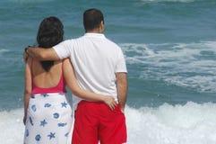 Lovely romantic couple Stock Image