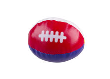 lovely rugby ball toy Royalty Free Stock Images