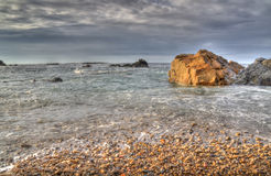 Lovely seascape Royalty Free Stock Photography