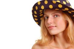 Lovely summer girl Stock Photography