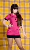 Lovely teen girl Stock Photography