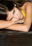 Lovely teen girl Royalty Free Stock Images