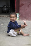 Lovely Tibetan Girl Royalty Free Stock Photo