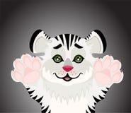 Lovely tiger toddler Royalty Free Stock Photos