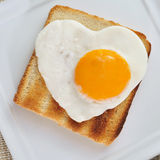 Lovely toast Stock Photography
