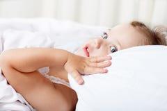 Lovely toddler girl Stock Image