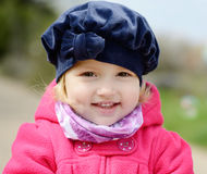 Lovely toddler Royalty Free Stock Image