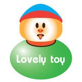 Lovely toy Royalty Free Stock Photo