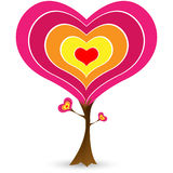 valentines day hearts tree clip art stock photos images